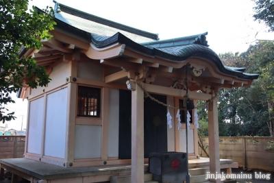 和田堀稲荷神社  練馬区石神井町6