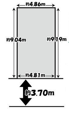 1500 上桂前田町 43.96 (ドリームホーム桂)