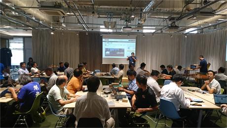 第2回 The Things Network勉強会@柏の葉キャンパス参加レポート