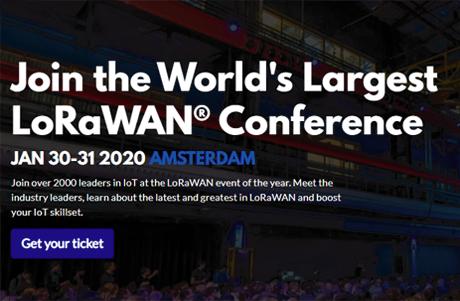 明けましておめでとうございます。 今年も宜しくおねがいます。 The Things Conference 2020に参加します!