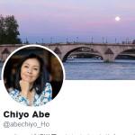 Chiyo Abe(@abechiyo_Ho)