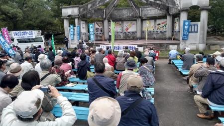 20191103_11・3AbeNo-Fukuoka-01