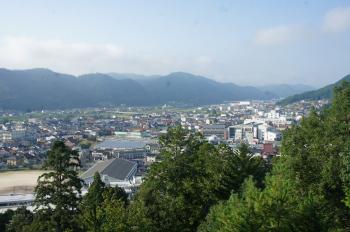 吉田郡山城11