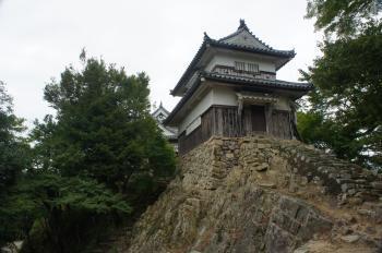 備中松山城20
