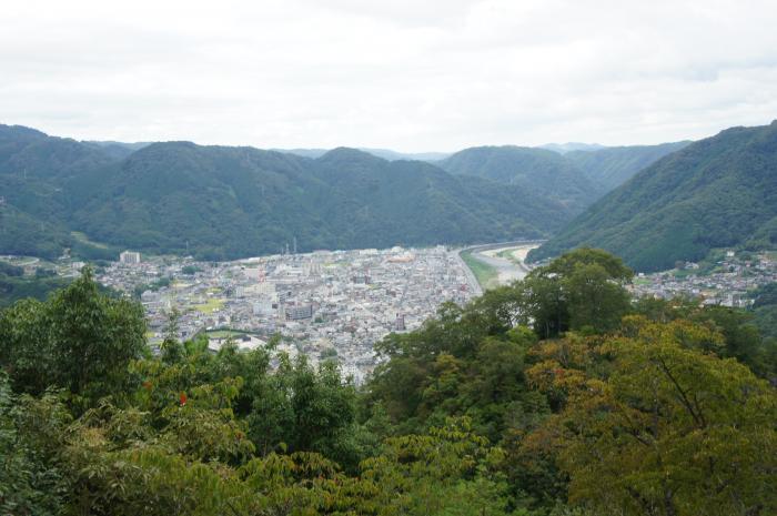 備中松山城21
