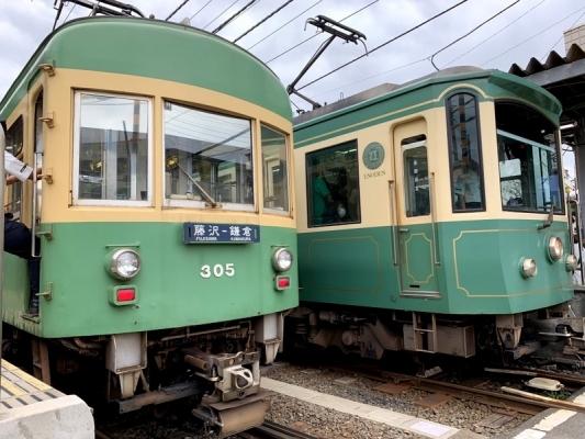 江ノ電2019 1