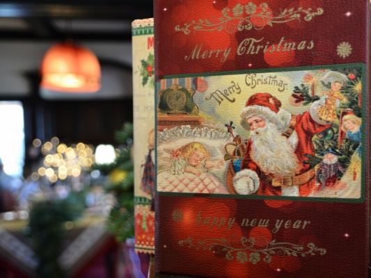 外交官 クリスマス6