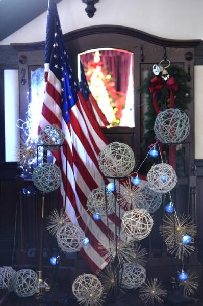 外交官 クリスマス16