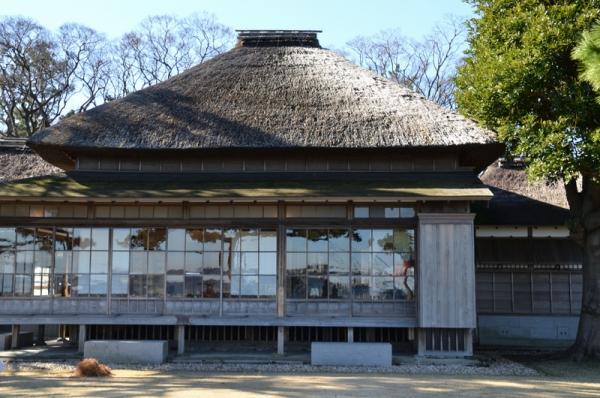 2020-1-9 伊藤博文別邸 お正月18