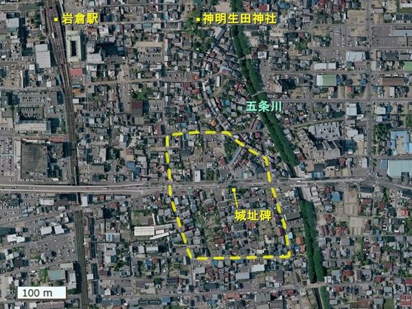 岩倉城(愛知) - お城散歩