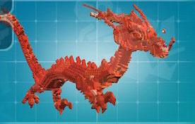 ピックスアーク:フレイムドラゴン