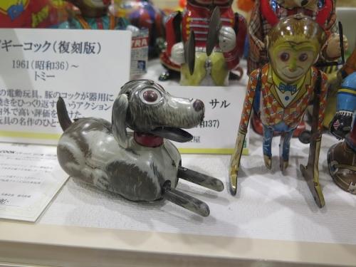壬生町おもちゃ博物館 いぬわんこ