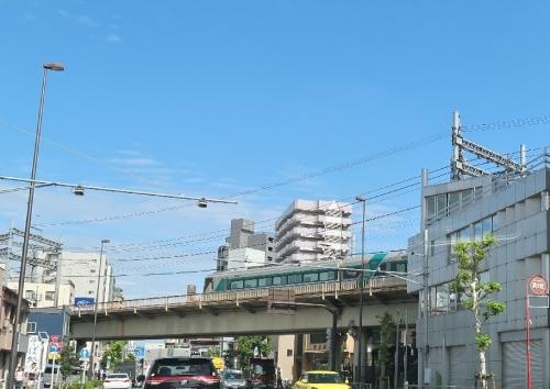 東武鉄道 特急リバティ