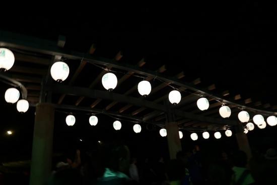 ラグビーWC2019エコパスタジアム 提灯