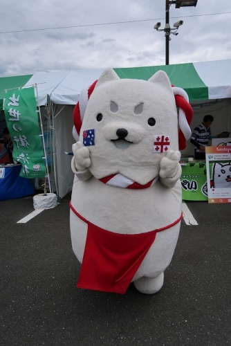 ラグビーWC2019 しっぺい
