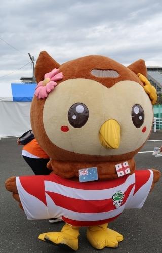 ラグビーWC2019 ふっぴー