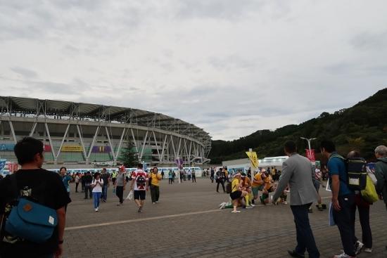 ラグビーWC2019 静岡エコパスタジアム