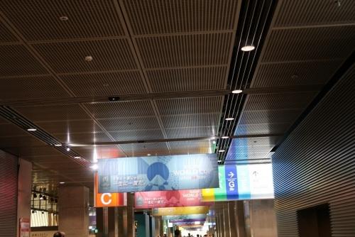 東京駅 ラグビーWC2019