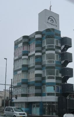 非常に良い建物