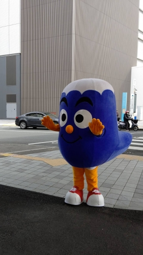 ラグビーWC2019ふじっぴー