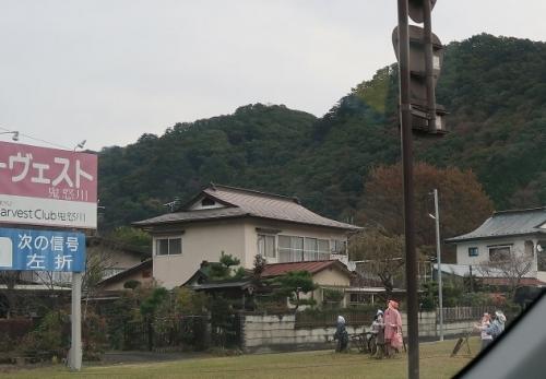 栃木 案山子