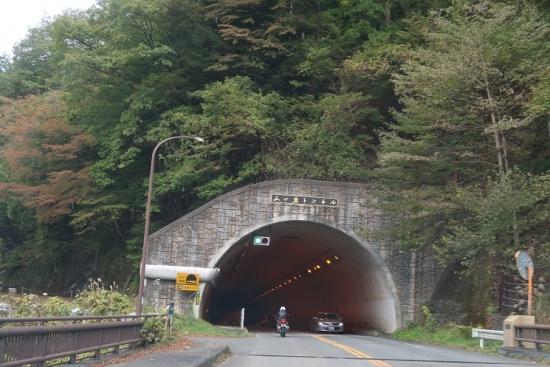 会津西街道 三ッ岩トンネル