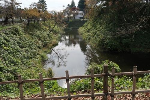 鶴ヶ城 お壕