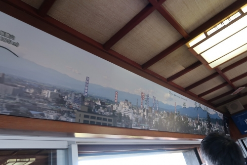 鶴ヶ城第五層