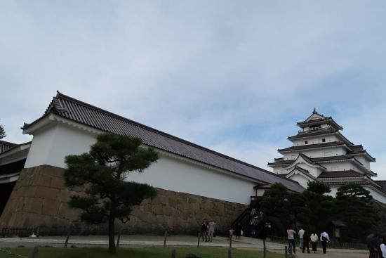 鶴ヶ城(会津若松城)