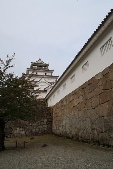 鶴ヶ城(会津若松城)表門