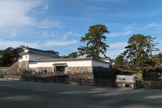 小田原城 銅門(あかがねもん)