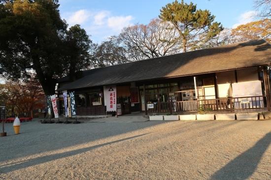 小田原城 本丸茶屋