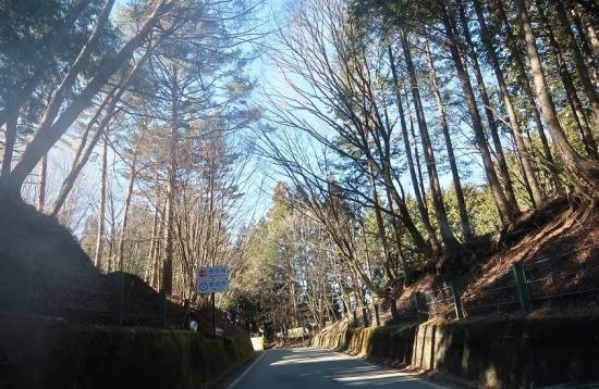 秋葉街道 国道152号線 長野県飯田市