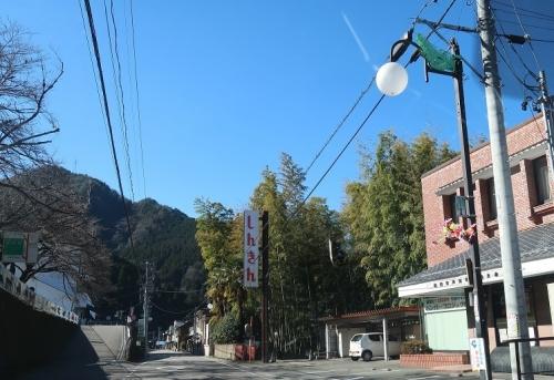 国道418号線 長野県