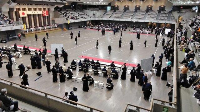 東京都シニア剣道2019 (2)