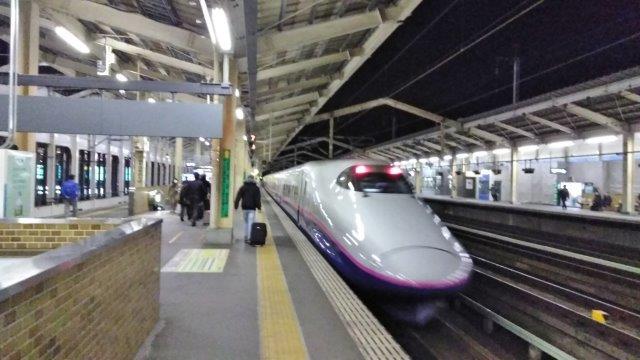 ああ上野駅 (2)