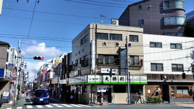 永福町で大勝軒 (2)