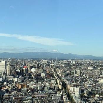 2020 富士山