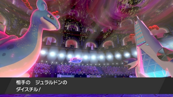 ポケモンソード終盤 (2)
