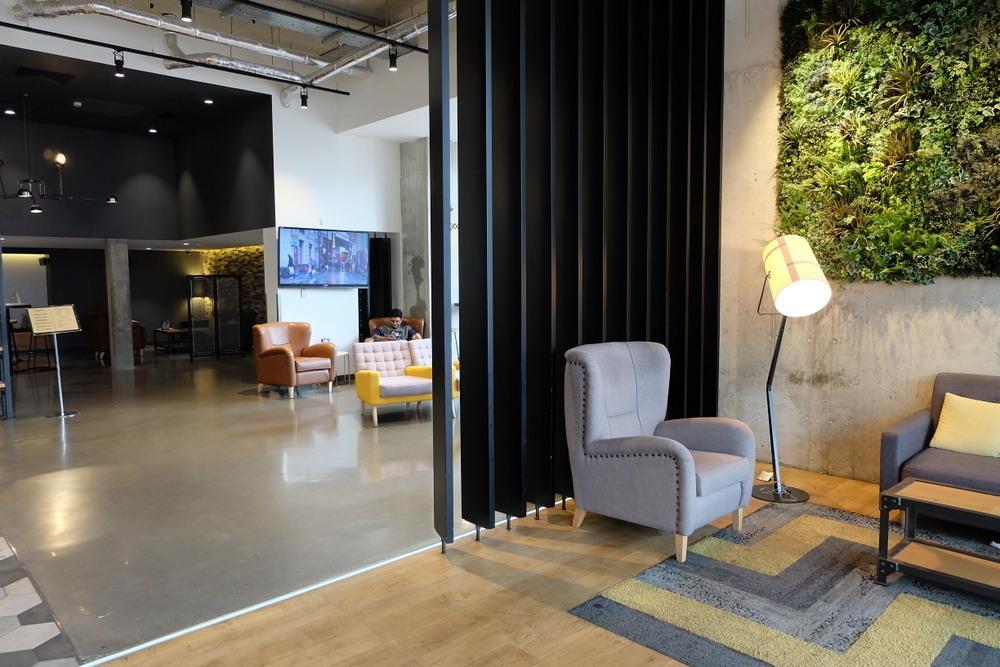 2019-08-10 StayCity Hotel 02 フロントフロア
