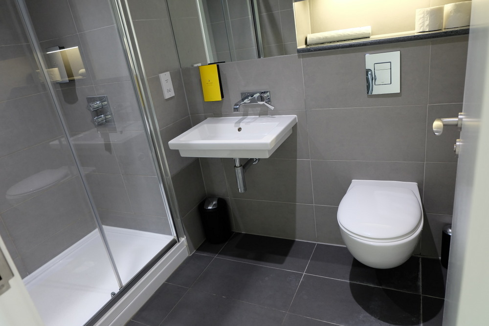 2019-08-10 StayCity Hotel 08 シャワーとトイレ