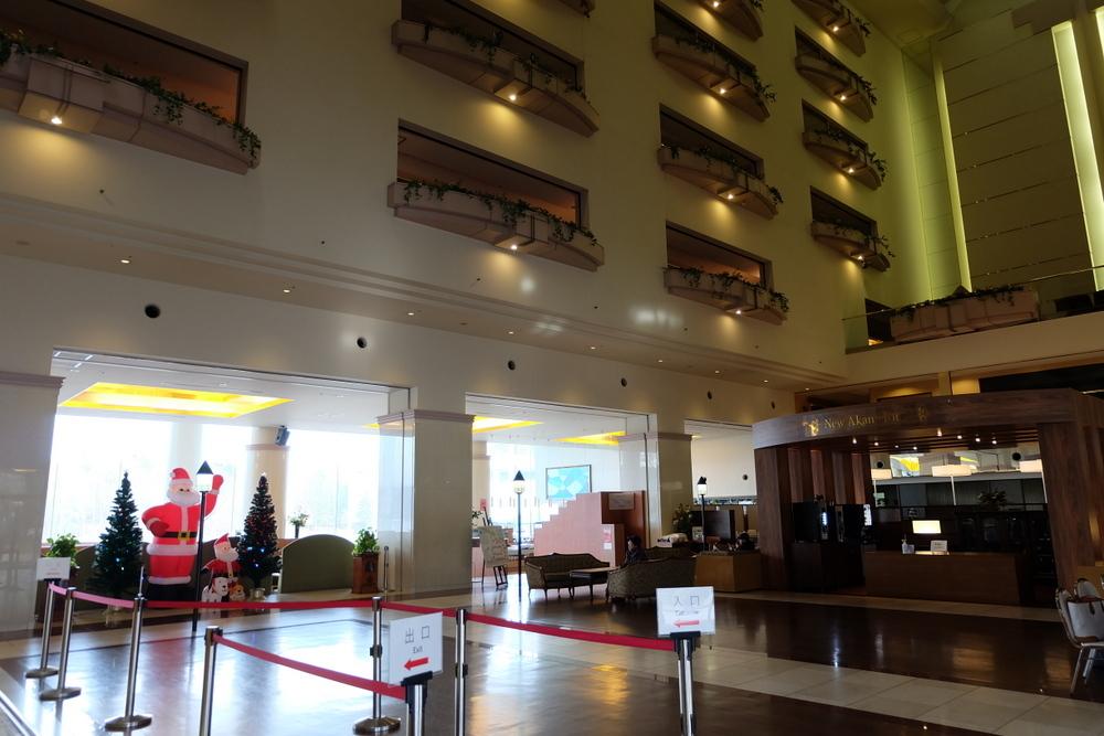2019-11-24 北海道 07 ニュー阿寒ホテル ロビー