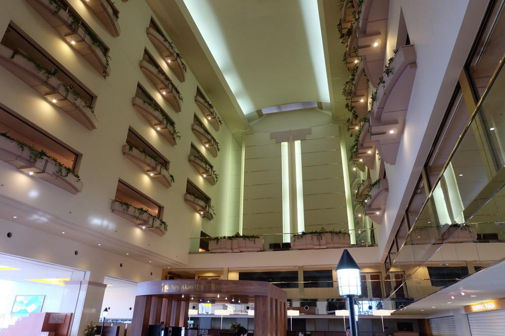 2019-11-24 北海道 08 ニュー阿寒ホテル ロビー