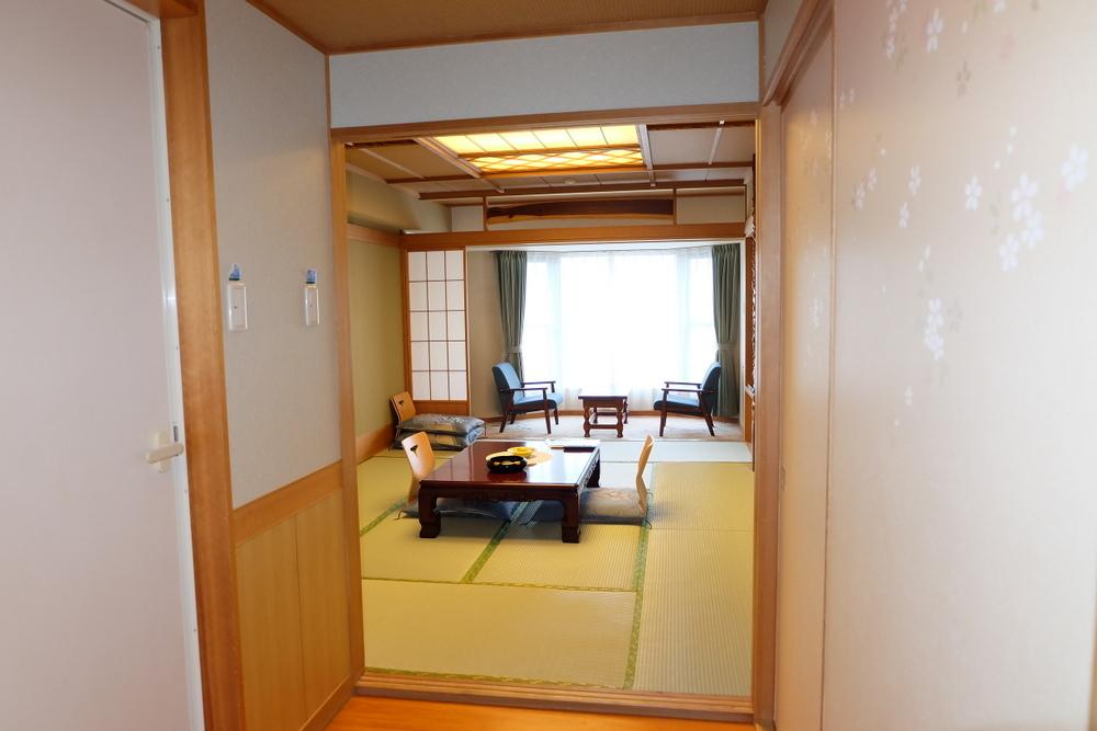2019-11-24 北海道 14 和室湖側部屋