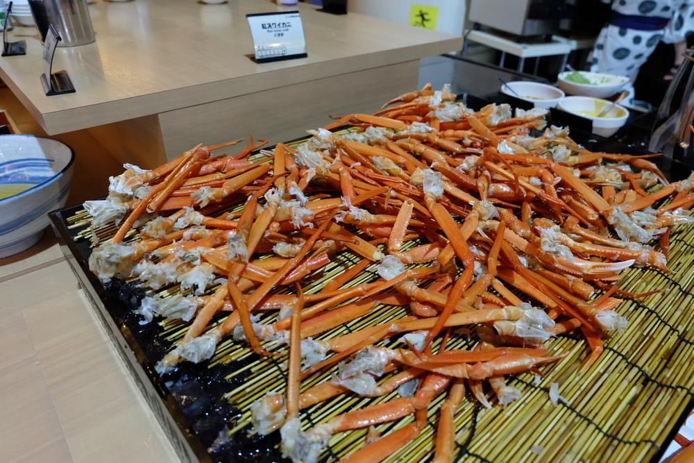 2019-11-24 北海道 26 蟹