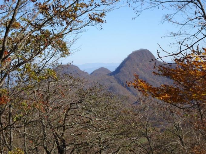 相馬山、二ッ岳