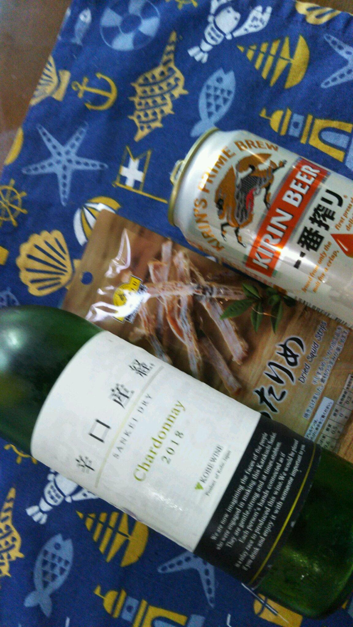 つまみ。DSC_0132 産経白ワイン。