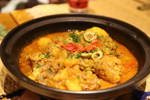 モロッコ料理1