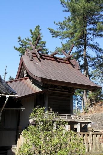 小田神社のご本殿