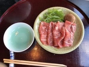 広島県産豚肉のピリ辛鍋